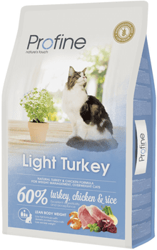 Profine Kattefoder - Cat Light Turkey 10 kg