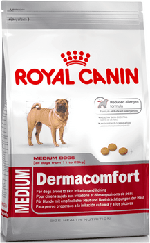 Royal Canin Medium Dermacomfort 10 kg.
