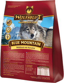 Wolfsblut Blue Mountain 15 kg.