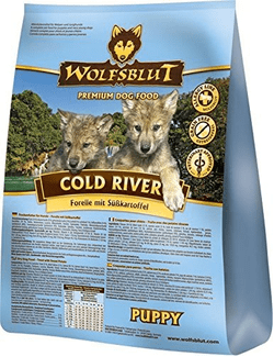 Wolfsblut Cold River Puppy 15 kg.
