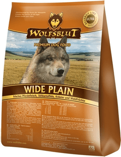 Wolfsblut Wide Plain Adult 15 kg.
