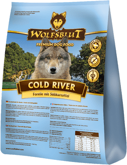 Wolfsblut Cold River 15 kg.