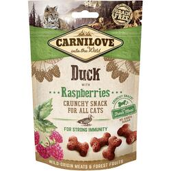 Carnilove Cat Crunchy Snack Duck 50g