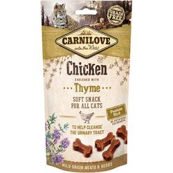 Carnilove Cat Semi Moist Snack Chicken 50g