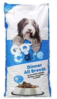 Go Care Hundefoder - Dinner 15kg