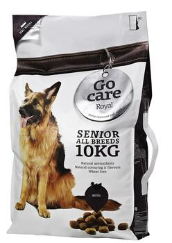 Go Care Royal Hundefoder - Senior 10kg