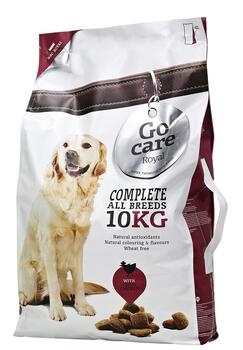Go Care Royal Hundefoder - Complete 10kg
