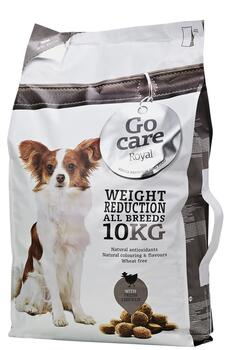 Go Care Royal Hundefoder - Weight Reduction 10kg