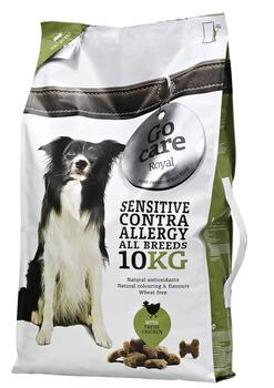 Go Care Royal Hundefoder - Sensitive/Contra Allergy 10kg