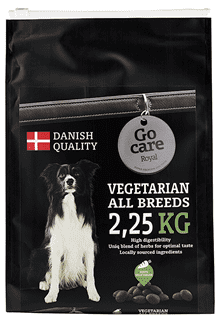 Go Care Royal Hundefoder - Vegetar 10kg