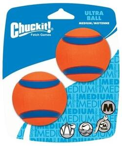 Chuckit! Ultra Ball M 6 cm 2 Pack