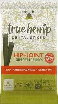 True Hemp Dental Stick Hip&Joint 100g