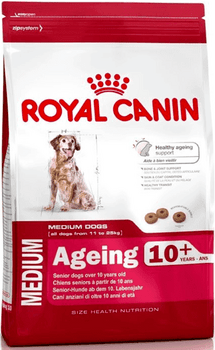 Royal Canin Medium Ageing 10+, 15 kg.