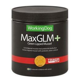 WorkingDog - Max GLM plus 450g