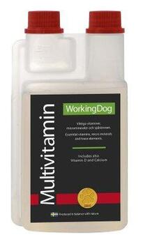 WorkingDog - Multivitamin 500ml