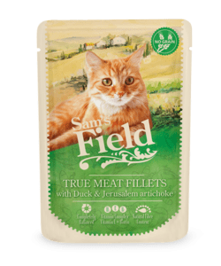 Sam's Field True Meat Fillets - And & Jordskok - 85g