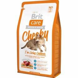 Brit Care Cat Cheeky I am Living Outdoor 2 kg