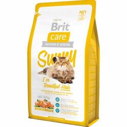 Brit Care Cat Sunny I have Beautiful Hair 2 kg