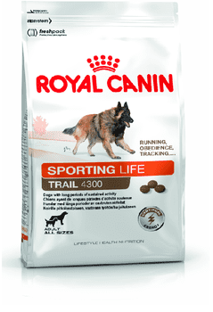 Royal Canin Sporting Life Trail 4300 15 kg.