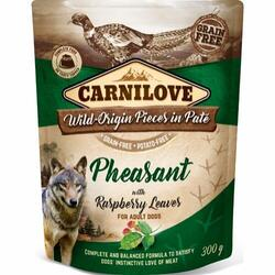 Carnilove Pouch Pate Pheasant with Raspberry Leaves