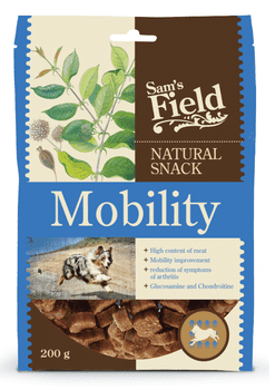Sams Field Natural Snack Mobility 200g