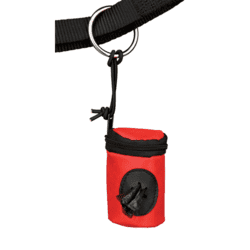 Dog Pick Up bag dispenser, Inkl. 2x20 poser