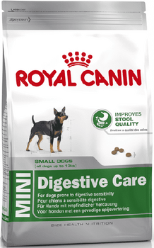 Royal Canin Mini Digestive Care 10 kg.