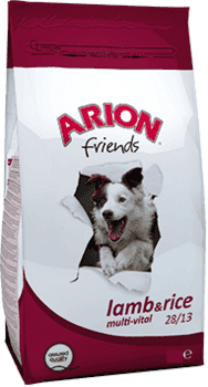 Arion Friends Lam & Ris Multivital 15 kg.