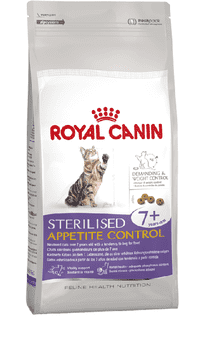 Royal Canin Sterilised Appetite Control Senior +7 3,5 kg.