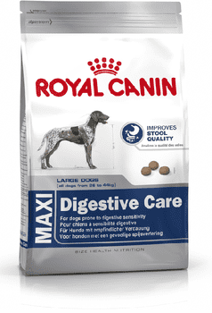 Royal Canin Maxi Digestive Care 15 kg.