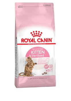 Royal Canin Kitten Sterilised 4 kg.