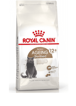 Royal Canin Ageing Sterilised +12 4 kg.