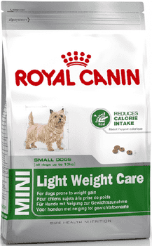 Royal Canin Mini Light 8 kg.