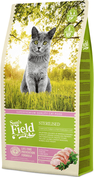 Sams Field Kattefoder - Cat Sterilized 7,5 kg.
