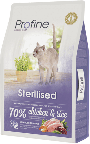Profine Kattefoder - Cat Sterilised 10 kg