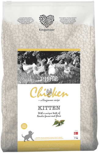 Kingsmoor Chicken Kitten 7 kg