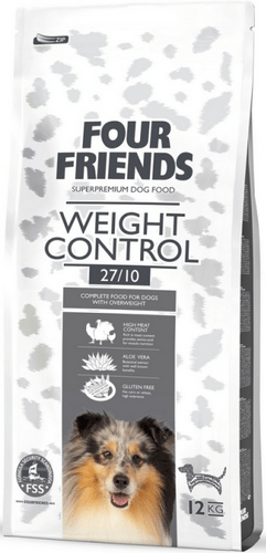 Four Friends Weight Control 12 kg.