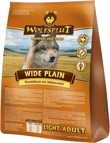 Wolfsblut Hundefoder - Wide Plain Light 15 kg.