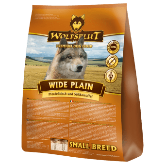 Wolfsblut Hundefoder - Wide Plain Small Breed 15 kg.
