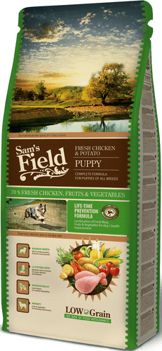 Sams Field Puppy 13 kg - HUL I POSE