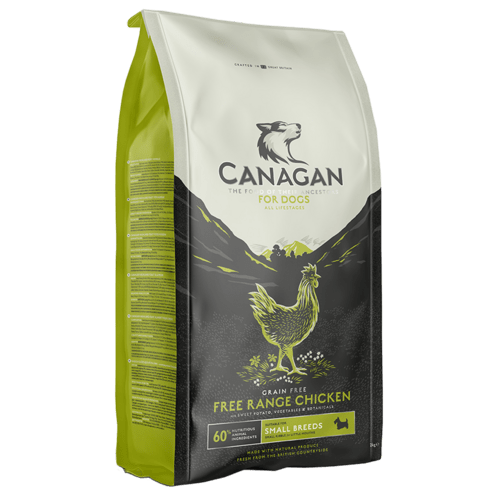 Canagan Hundefoder - Small Breed Free-Range Chicken 6kg