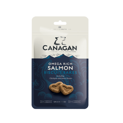 Canagan Biscuit Bakes - Salmon 150g