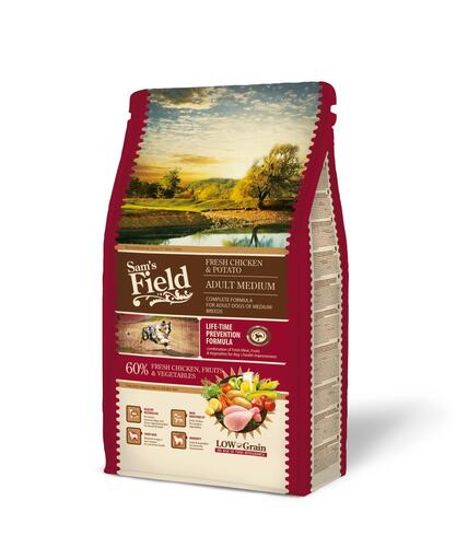 Sams Field Adult Medium 2,5 kg