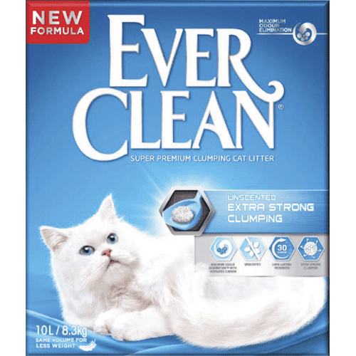 EverClean - Extra Strength Unscented 10L