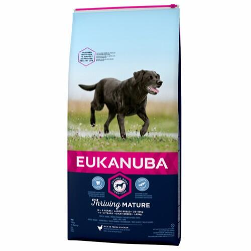 EUK Thriving Mature Large Breed 15kg