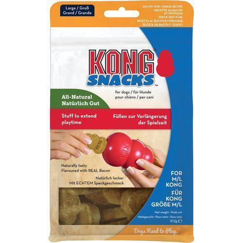 KONG SNACKS BACON &CHEESE L