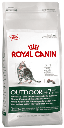 Royal Canin Outdoor +7 10 kg.