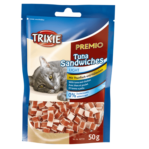 Trixie Premio Tuna Sandwiches 50g