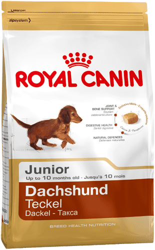 Royal Canin Dachshund Junior 1,5 kg.