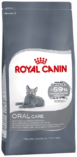 Royal Canin Oral Care 8 kg.